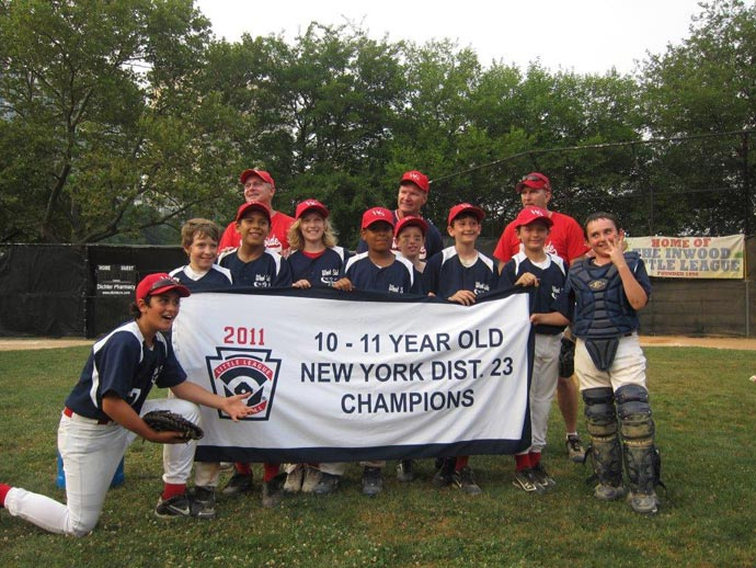 11's - 2011 District 23 Champions!