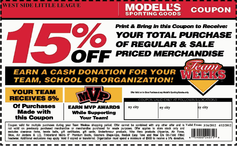 image regarding Modells Coupons Printable titled Modells mvp discount coupons - Mydeal package deal coupon code